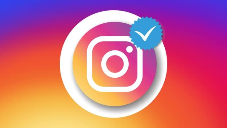 Selo de Verificação Instagram